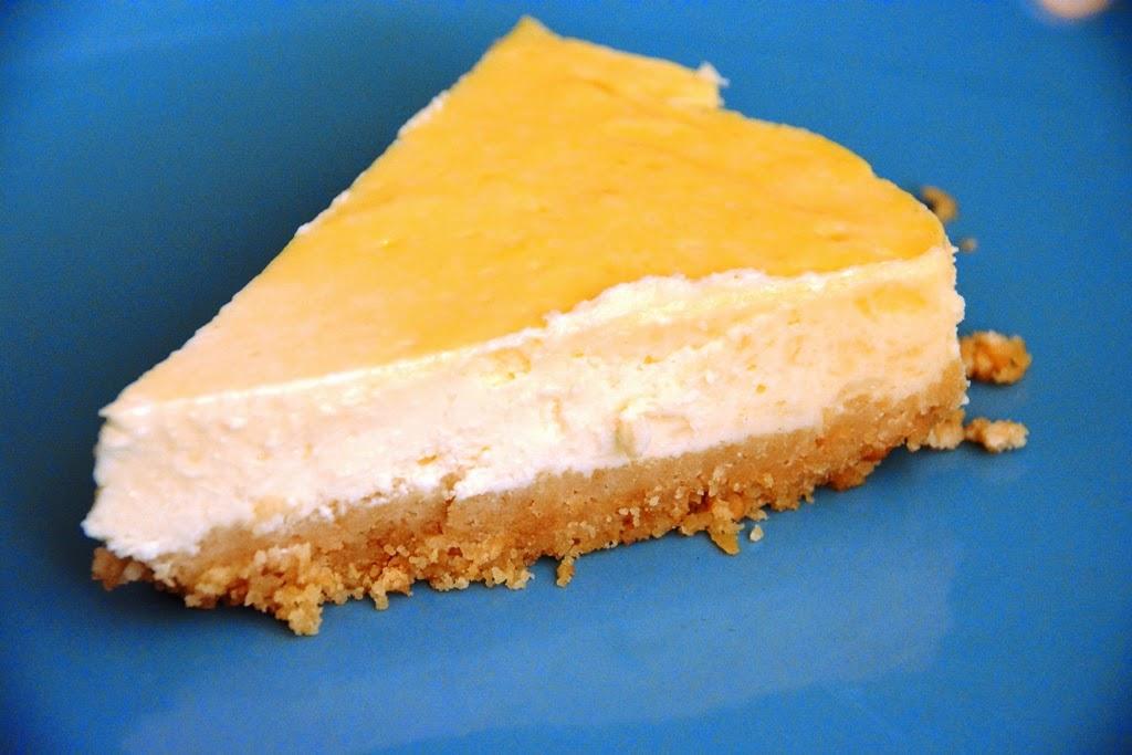 labaneh cheesecake