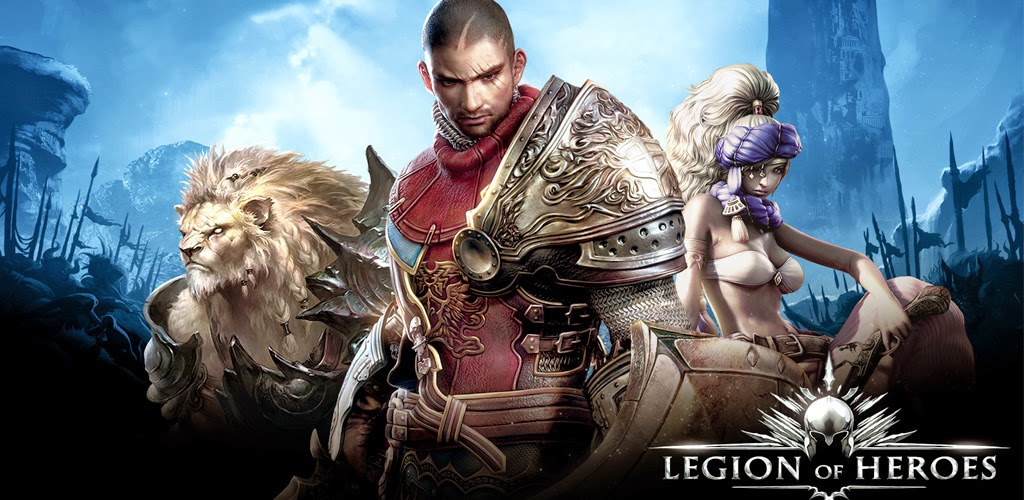 Legion Of Heroes v1.4.03 APK