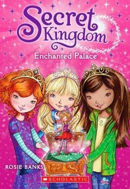 KISS THE BOOK Enchanted Palace Secret Kingdom 1 By