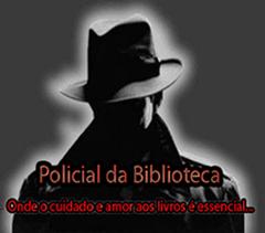 Policial da Biblioteca