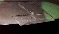 Триммер элерона левой консоли Ил-2 КСС