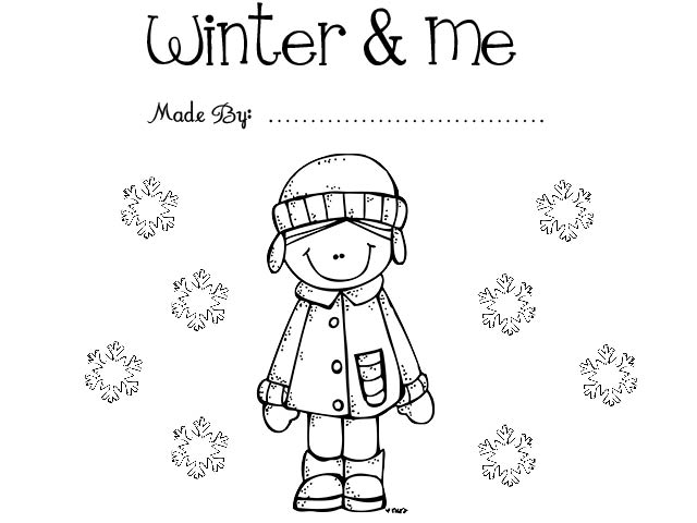 The Constant Kindergartener Teaching Ideas and Resources for – Preschool Winter Worksheets