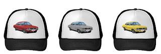 Vauxhall, firenza, caps, hats, trucker, lippis, lippalakki