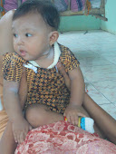 Batik dan Nayya Putriku