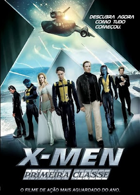 X-Men Primeira Classe Dublado
