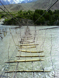 Primitive Foot Bridges
