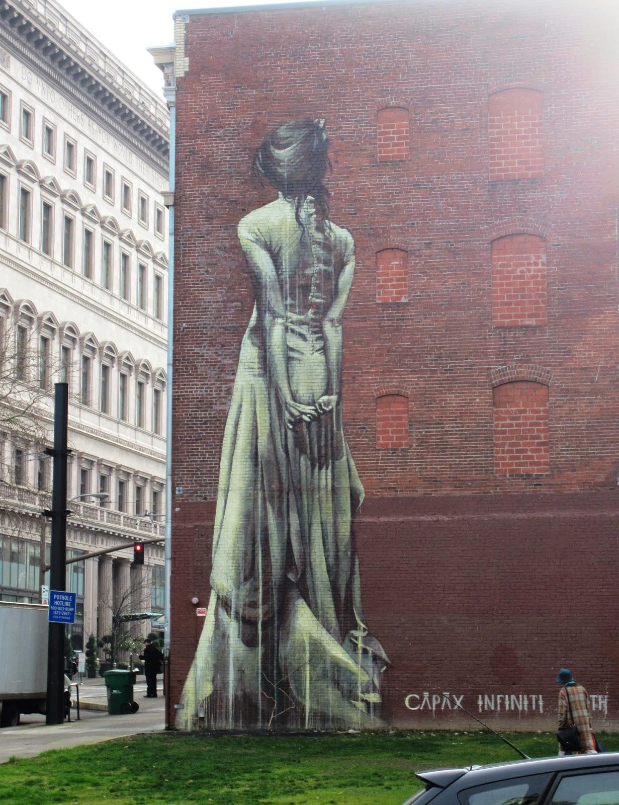Mural, Portland