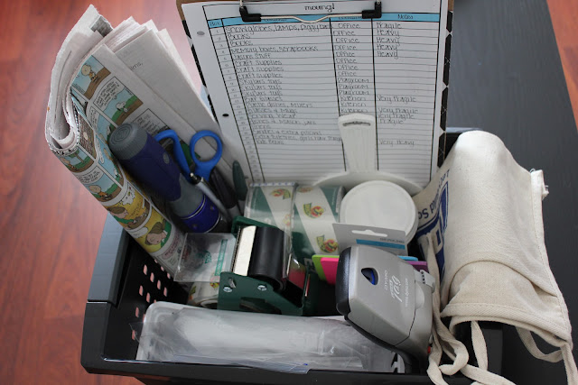 The Oxford Place Diaries Tips For An Organized Move