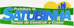 GOVERNO MUNICIPAL DE SATUBINHA
