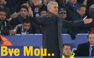Akhirnya Chelsea Pecat Mourinho