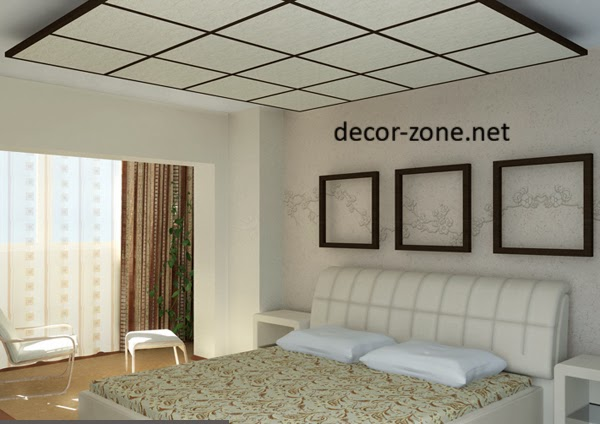suspended ceiling design for small bedroom