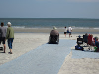 Coligny Beach Park Matting