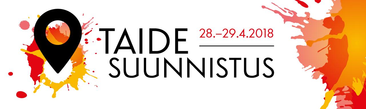 Pirkanmaan Taidesuunnistus 28.-29.4.2018