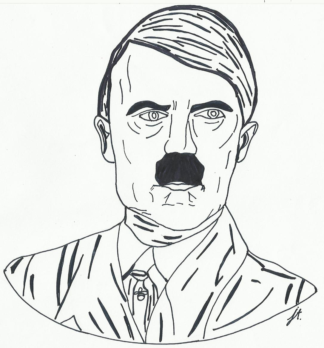 nazi coloring pages - photo#6