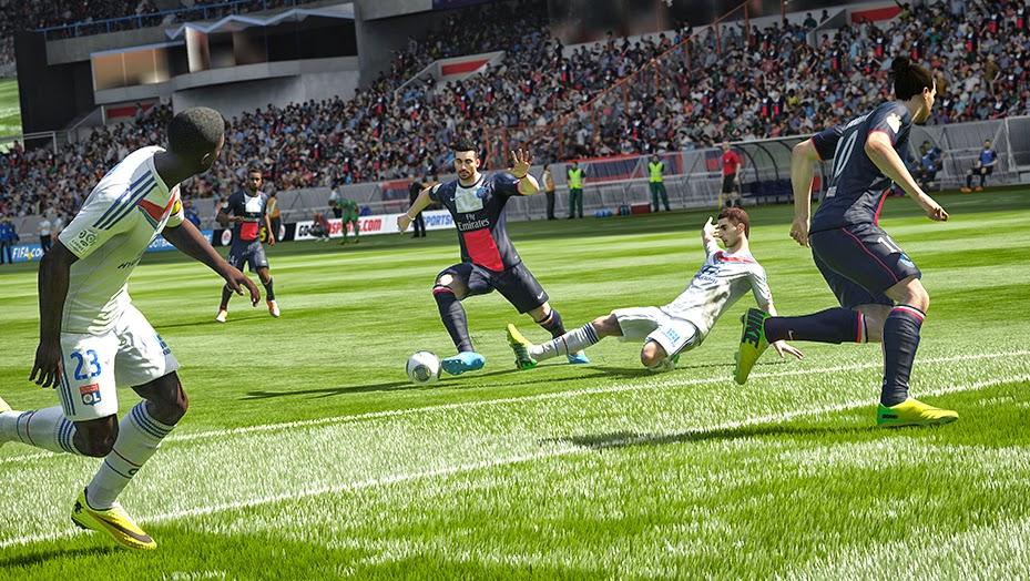 تحميل لعبة فيفا 2015 للكمبيوتر مجانا Download FIFA 15