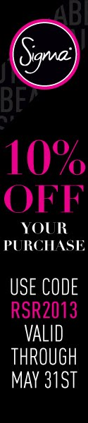 Save on Sigma Beauty Products