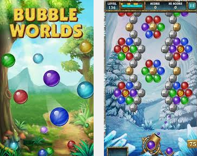 free bubble world