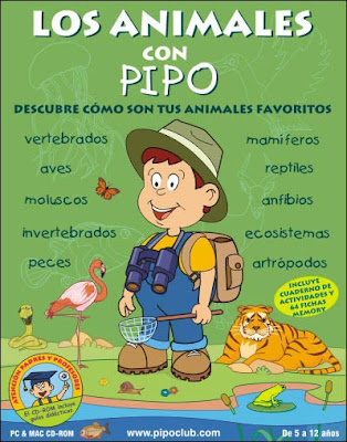 Los animales con Pipo [Educativo] [PC]
