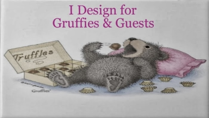 Proud to design for Gruffies & Guests
