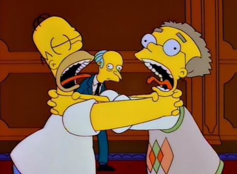 Los Simpson Temporada 7 Capítulo 17 - Homero Smithers (Español