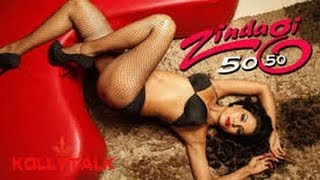 Watch Veena Malik, Riya Sen Hot Hindi Movie 'Zindagi 50 50' Online