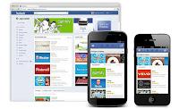 """الموقع الاجتماعي """"فيسبوك"""" يكشف عن أول متجر تطبيقات خاص به  samy souhail"""