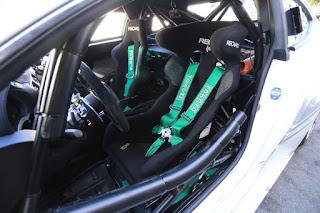 Lexus RC F GT Concept 2015 Interior