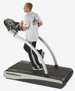 best woodway treadmill