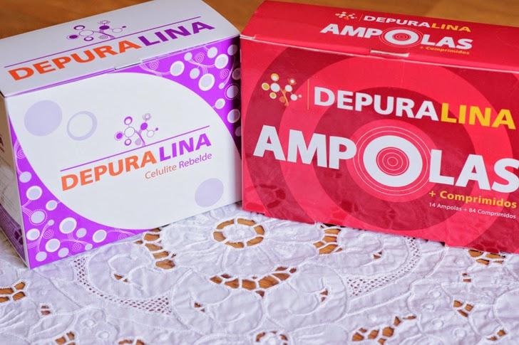 SORTEIO: Depuralina Celulite + Ampolas