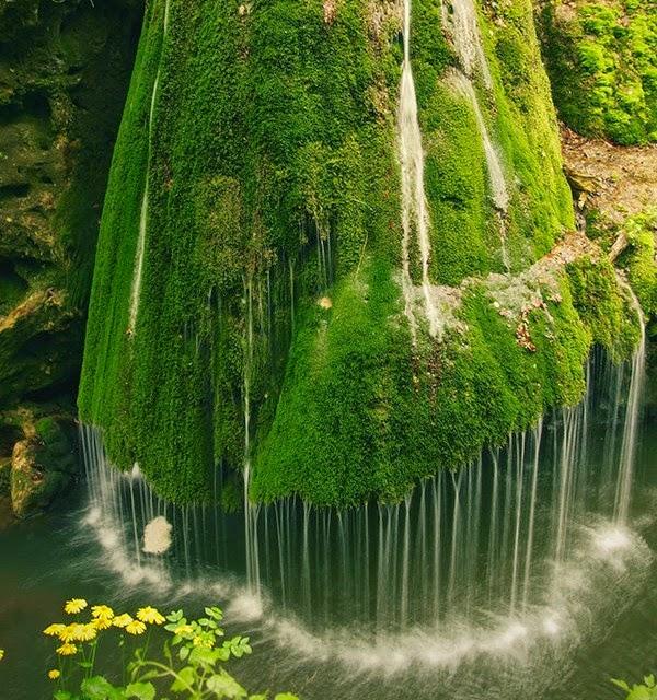 Bigar Falls, Bozovici, Romania