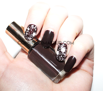 NOTD: Color Riche 703 Oud Obsession + 937 Boho Look - L'Oreal