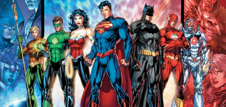 DC Head Geoff Johns Says DC Movies & TV Shows Form a Multiverse