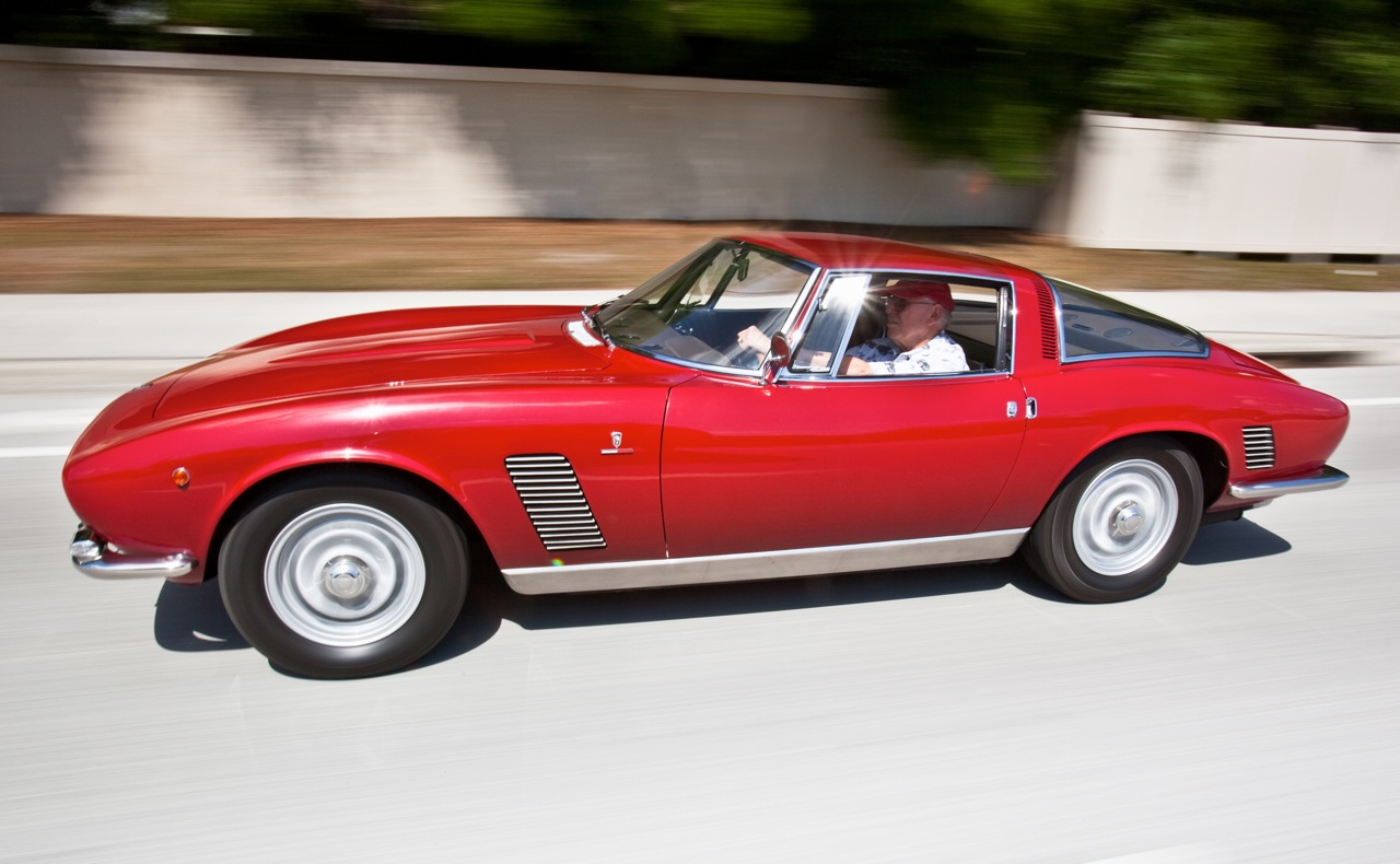iso grifo for sale a one of a kind