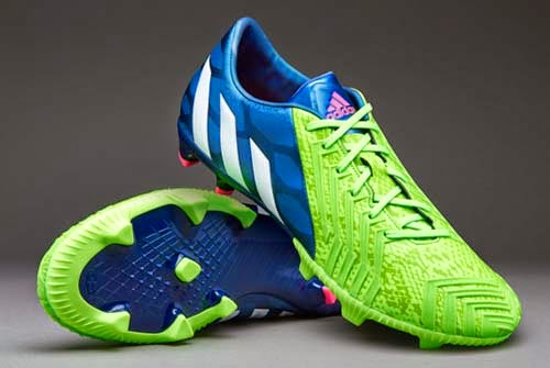 New Adidas Predator Absolion Instinct FG with Solar Green