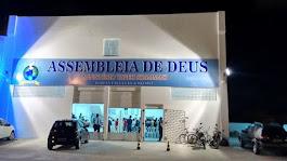 Templo Sede:Conj:Orlando Dantas,Bairro:São Conrado,Aracaju-Se