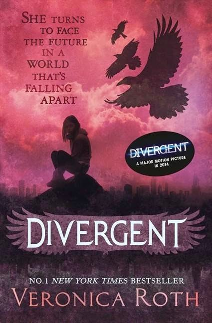 divergent veronica roth books fiction young adult
