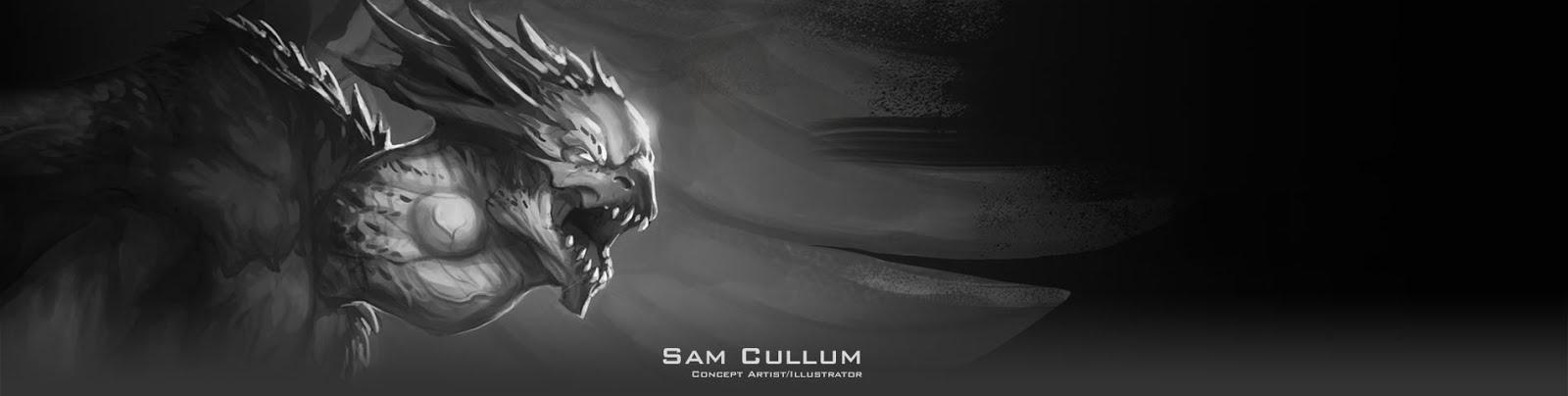 Sam Cullum - Concept Art & Illustration