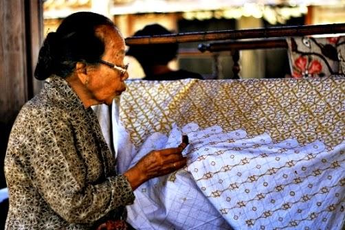 Istilah Batik Pertama Kali Berasal dari Bahasa Melayu,