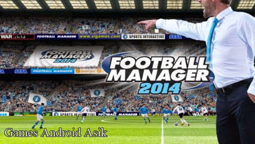 Android Games Football Manager Handheld 2014 Asik - 1