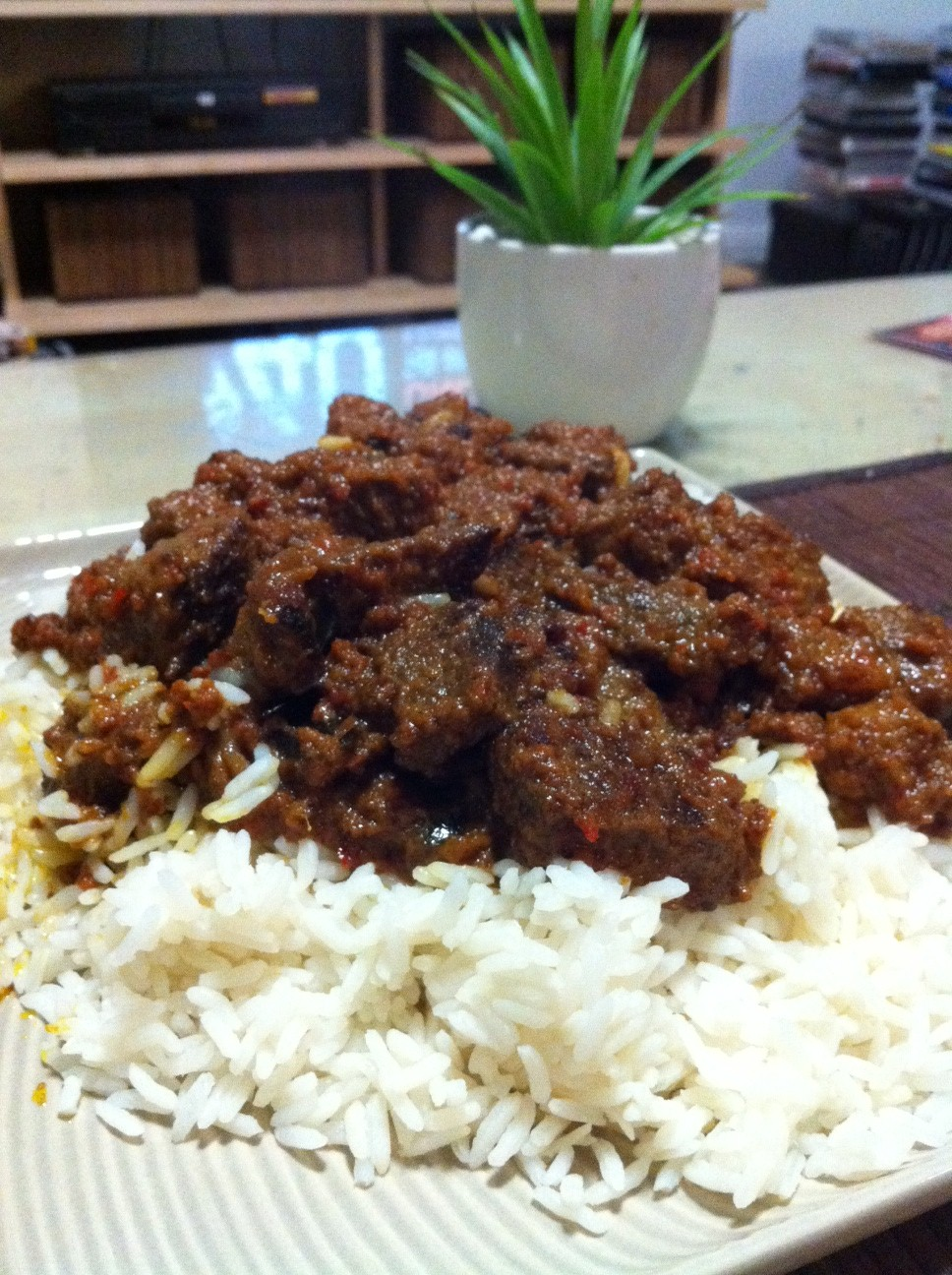 Dishing Up The World: Beef Rendang