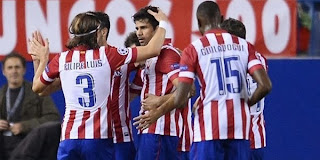 Video Gol Atletico Madrid vs Austria Wien 7 November 2013
