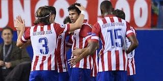 Video Gol Atletico Madrid vs Austria Wien 7 November 2013