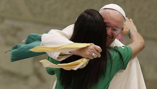 O Papa Francisco é argentino e nunca escondeu seu amor pelo San Lorenzo.