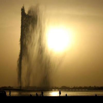 TALLEST WATER FOUNTAIN