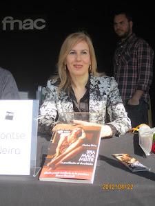 Firma de libros en San Jordi