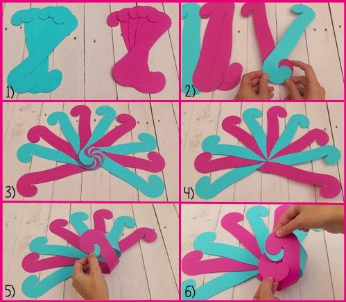 Regalos manuales de amor tutorial caja espiral - Como sorprender en navidad ...