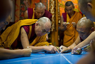 Trazando un Mandala 2012