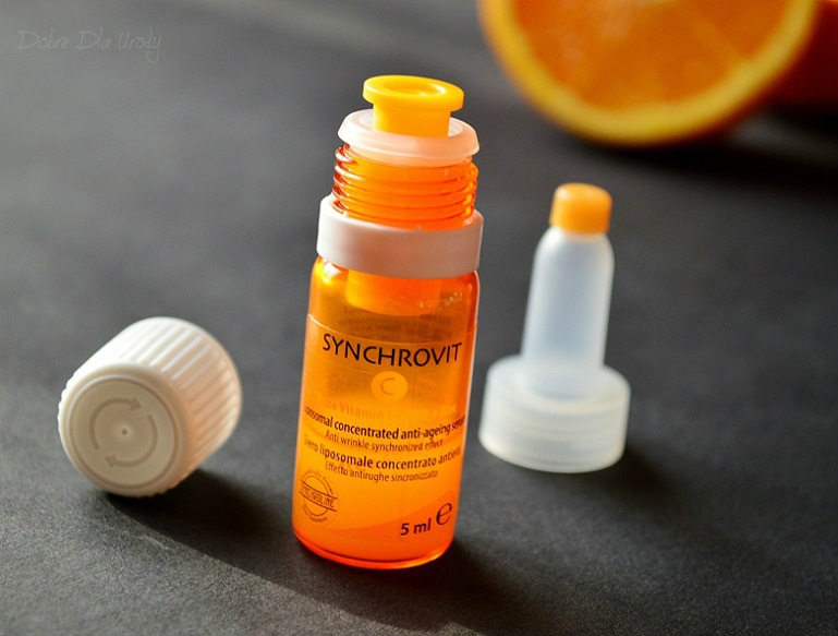 Synchroline Synchrovit C serum liposomowe z witaminą C