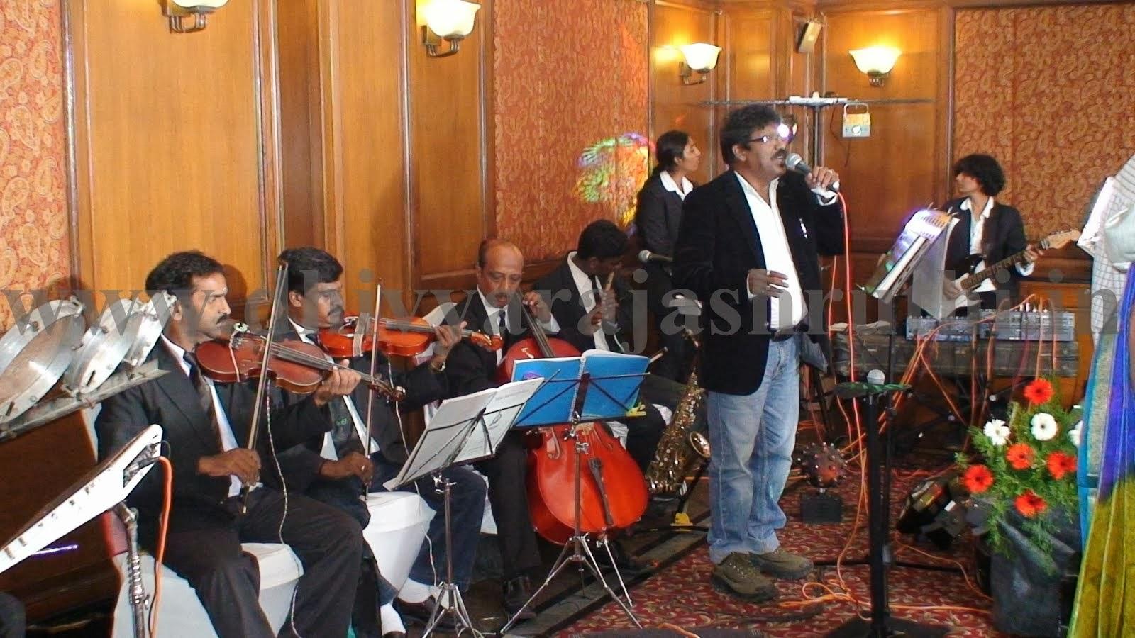 Dhivyaraja's Orchestra In Chennai,Light Music,Instrumental Music