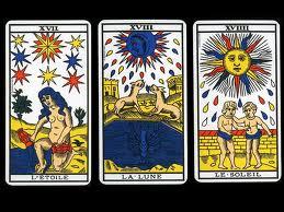 3 Cartas del Tarot